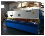 """96"""" Width Birmingham H-0835-C NEW SHEAR, 8 Ga x 8' Hydraulic; Made in China"""