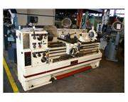 "16/25"" X 60"" JET #GH1660R GAP, GEARED HEAD ENGINE LATHE"