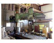 Carlton 8' Radial Drill Press For Sale