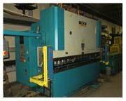 150 Ton x 10 ft, Adira Hydraulic CNC Press Brake, Model QHD-13530