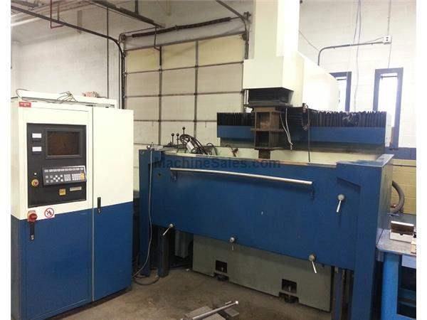 Belmont EDM CNC Oscillating 40x80 bed Large EDM