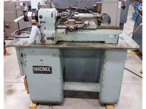 1950 - HARDINGE DV-59 SECOND OPERATION LATHE - 1-1/16""