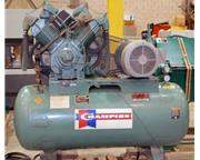 1990 CHAMPION MODEL HRA25-12 AIR COMPRESSOR, 25 HP