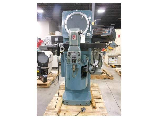 USED JONES & LAMSON MODEL FC-14 OPTICAL COMPARATOR, 14""
