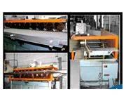 USED LOCKFORMER MODEL L-810 ROLLFORMER, 10 STAND X 1-3/8″ X 12″