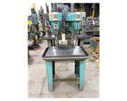 "USED ROCKWELL  15-665 MULTI SPDL DRILL - 15"" 2 SPINDLE"