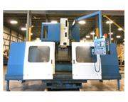 1993 - SUPERMAX MODEL MAX 8 GEARED HEAD VERTICAL MACHINING CENTER WITH FANUC OM CONTROL, 6