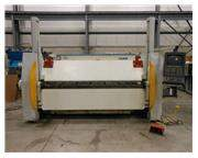 1997 - RAS MODEL 74.25 CNC FOLDING MACHINE, 100″ X 8 GAUGE