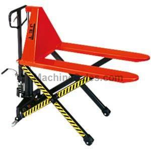 "2 1/4' x 3 3/4', JET, Cap 2200lbs,Ht35"",Width 30"",Auto floor brake,(other Jet av Nevins Machinery Concept"