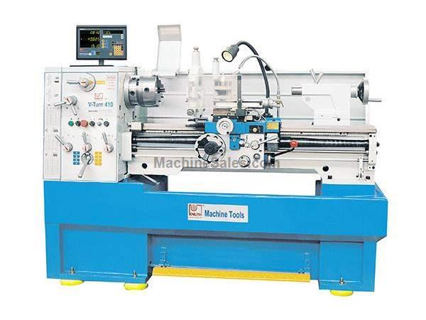 "16"" x 39"" cc, Knuth, Swing over support 10"",2""Bore,7.4HP,X Axis 8"", Z1 Axis 4"" Nevins Machinery Concept"