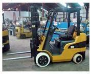 "5000 lb. Caterpillar #C5000, LP, 188""lift, 2007, many in stock"
