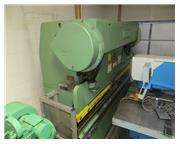 Used Verson Mechanical Press Brake Model 208-65