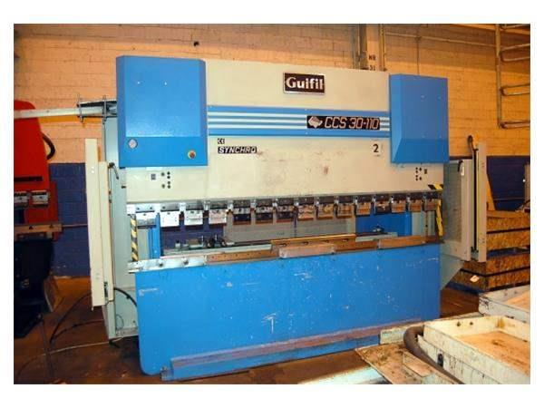 Used Guifil Hydraulic CNC Press Brake