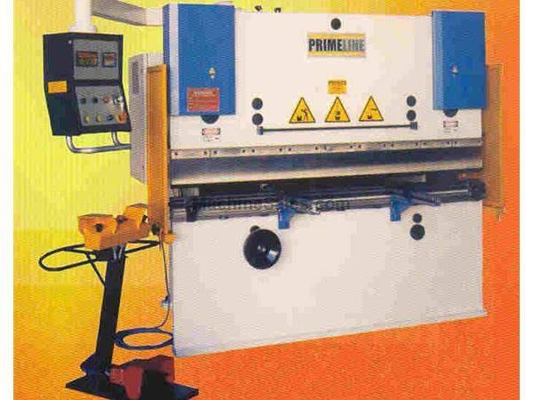 New Primeline Hydraulic Press Brake   Model 70 X 8 PP