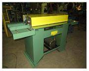 Used Engel Slip and Drive Cleat Rollformer   Model 825