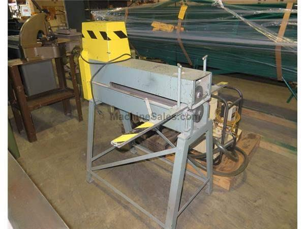 Used Wilder Power Slitter   Model 1624