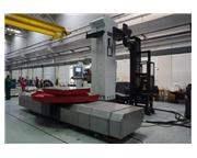 "4"" Fermat WFT 11 CNC T-Type Horizontal Boring Mill"