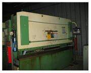110 TON LVD MODEL #110JS10 HYDRAULIC PRESS BRAKE
