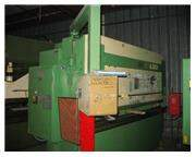 110 TON LVD MODEL #110JS10MNC HYDRAULIC PRESS BRAKE