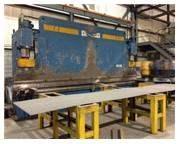 385 Ton x 20' Novastilmec SHP 350/60 4-Axis CNC Press Brake