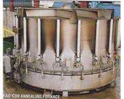 RAD-CON BELL TYPE ANNEALING FURNACE