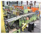 "5000 Ton, WEAN UNITED, COPPER, 13"" OIL HYDRAULIC EXTRUSION PRESS WITH PIERCER"