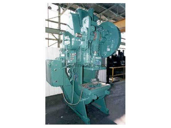 Used 60 Ton Niagara Af 4s Open Back Inclinable Press For Sale 71991