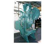 60 TON NIAGARA #AF-4S OPEN BACK INCLINABLE PRESS