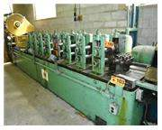 """8 STAND X 2-1/2"""" X 16"""" YODER M2-1/2 ROLLFORMING LINE"""