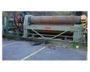 "12' X 1 1/2"" WEBB #24L INITIAL TYPE BENDING ROLL"