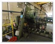 1300mm KALTENBACH MODEL HDM-1300 AUTOMATIC SAW
