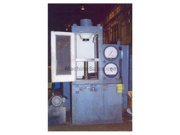 LOUIS SMALL MODEL #CT75000, HYD. COMPRESSION TESTER