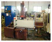 """Hansvedt, MS-2 Leadman 1050, 50 Amp, 25.5""""x15.8"""" table, 3 axis DRO, 3 phase, '98"""