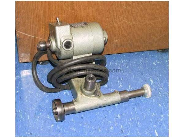 DUMORE, No. 11-011, 1/5 HP, 8000 to 15500 rpm, OD spindle only