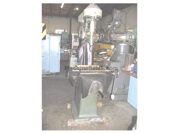 "No. 1, MOORE, 10"" x 16"" table, 100 to 2600 rpm, tooling, 1/2 HP, 1956 (#1547)"