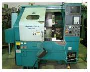 NAKAMURA-TOME, #TMC-18, Fanuc 21-T control, 10 HP, 4500 rpm, 1998