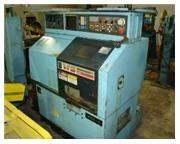 WARNER & SWASEY, No. WSC-6, FANUC OT-B control, 10 HP, tailstock, 1988