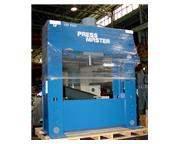 """250 Ton, PRESSMASTER, #HFP-250, 16""""Str, 33""""DLO, hydraulic, NEW"""