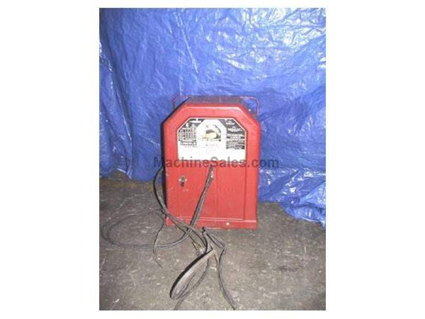 Used 225 Amp, LINCOLN, #AC-225-S, AC arc welder for sale - 48615