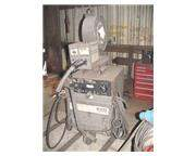 LINCOLN IDEALARC #R3S-400 DC, 400A, mig, Lincoln wire feeder, gun, cart (219)