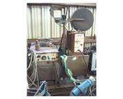 MILLER #MP-65E, 650A, mig, Millermatic wire feeder, gun, telescopic arm