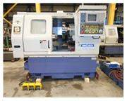 "2000 HWACHEON Hi-TECH 100B 2-AXIS CNC LATHE, 8"" CHUCK"