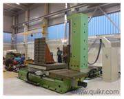 Table type Horizontal Boring Machine- WHN 13.4 CNC