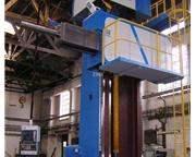 Floor type Horizontal Boring Machine- WH 160 CNC