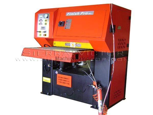 FINISH PRO Dry Finishing Deburring Machine FP-4075