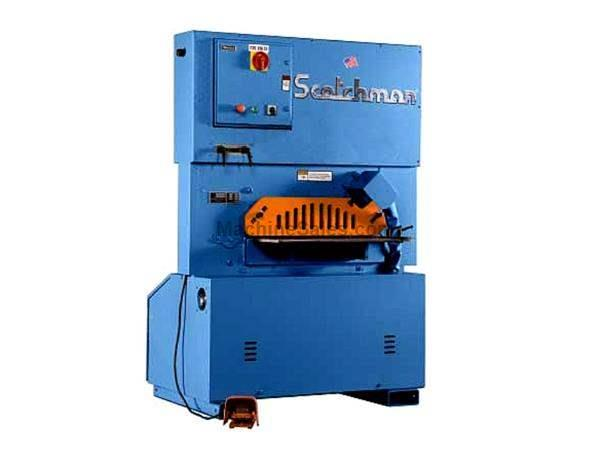 "1"" Cap. 12"" Width Scotchman ShearMaster 610 *Made in the USA* NEW SHEAR, cap: 1"" x 12"", 3/4"" x 16"", or 1/2"" x 24""; 10 hp"