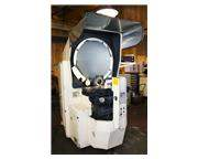 "30"" Screen OGP XLO-827 OPTICAL COMPARATOR, DRO, POWER TABLE, 10X/20X/31.25X, SURF. IL"