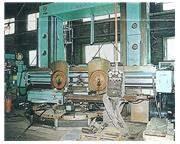 Skoda SKZ32 11' Vertical Boring Mill