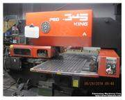 Amada Pega 345 King Turret Punch