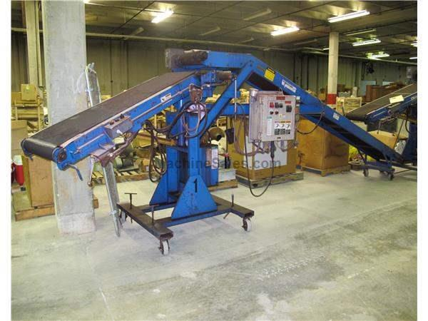 Chantland Swivel Belt Conveyor